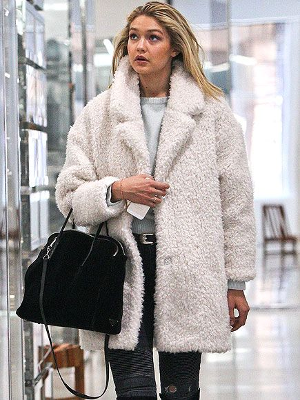 Best 25  White faux fur coat ideas on Pinterest | Faux fur, White ...