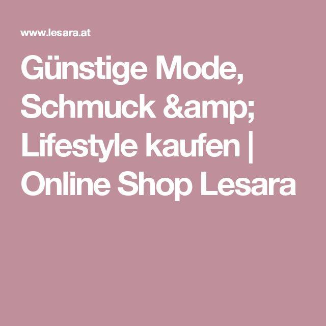 Günstige Mode, Schmuck & Lifestyle kaufen | Online Shop Lesara