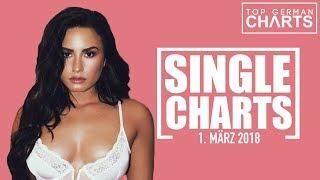 TOP 40 SINGLE CHARTS - 1. MÄRZ 2018