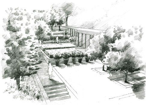 Max sketch 1 panorama that 39 s sketchy for Landscape architect drawing