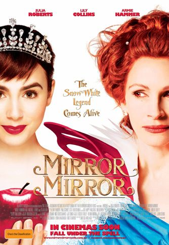 I'd like to watch this back-to-back with Snow White and the Huntsman and compare