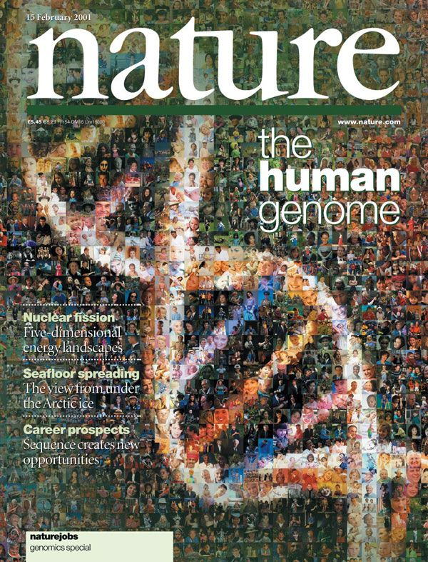 April 14, 2003 - The Human Genome Project is completed with 99% of the human genome sequenced to an accuracy of 99.99%