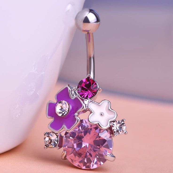 Esmalte Rhinestone Sexy Body Piercing Women Jewelry Navel Belly Button Rings Violetta Ugi 316L Medical Stainless Steel Joias wot     Tag a friend who would love this!     FREE Shipping Worldwide     Get it here ---> http://jewelry-steals.com/products/esmalte-rhinestone-sexy-body-piercing-women-jewelry-navel-belly-button-rings-violetta-ugi-316l-medical-stainless-steel-joias-wot/    #gold_earrings