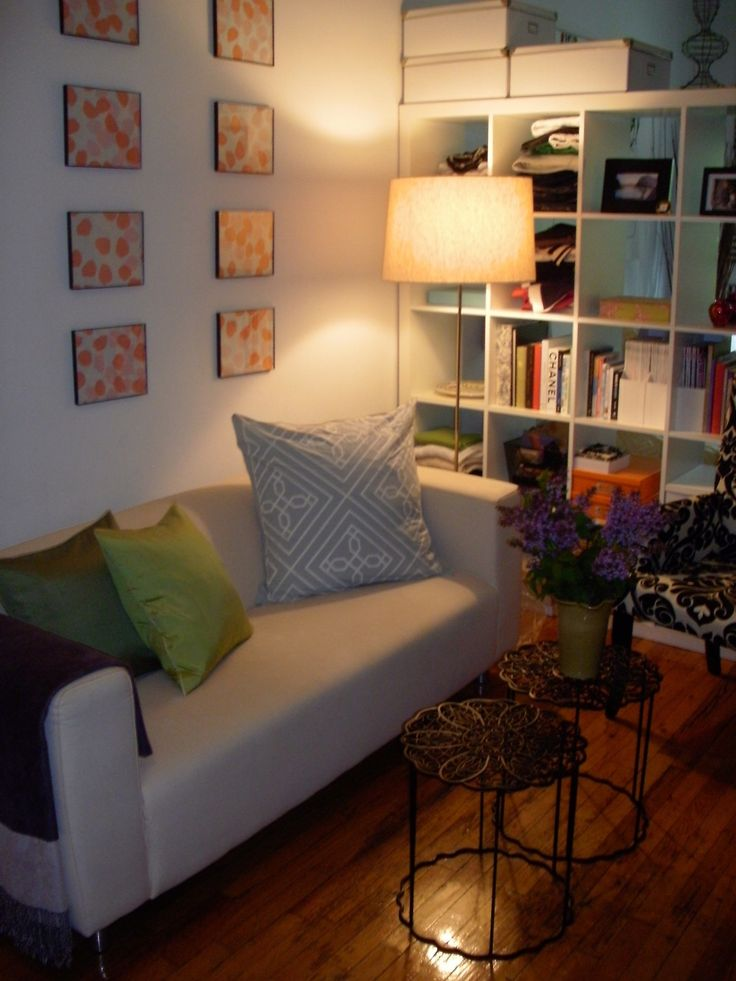 Small Cool 2010: Amanda's Simple & Sweet Studio — Teeny Tiny Division #15