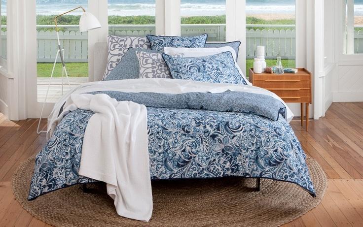 Sheridan Luxury bedlinen & towels