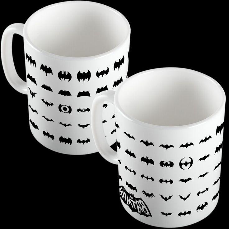 Batman 70 anos #canecas #presente #personalizadas #mug #decoração #batman www.stamptag.com.br