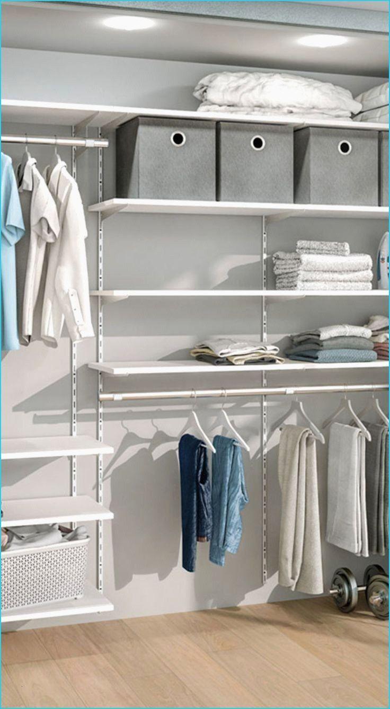 Kleiderschrank Zusammenstellen   Kleiderschrank für dachschräge, Begehbarer kleiderschrank ...