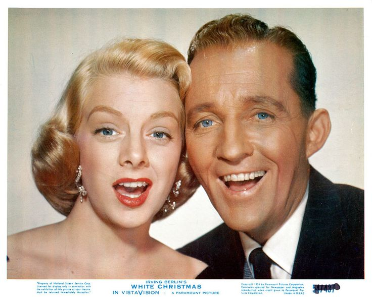 The soundtrack rights for the film were controlled by Decca, but Rosemary Clooney was under exclusive contract to Columbia, a competing record label. So in 1954, Decca recorded and released an album with the movie cast minus Clooney (her part was sung by Peggy Lee.) And Columbia released an album with Clooney singing 8 songs from the film. Which means the only way to hear her sing with Bing is onscreen!   - TownandCountryMag.com