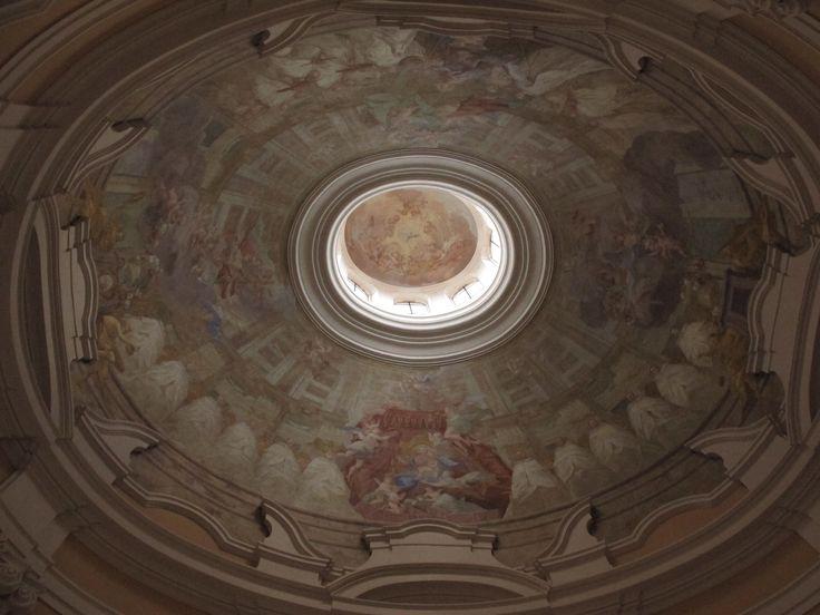 Kapitulní síň - strop