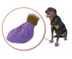 Buty gumowe dla psów.