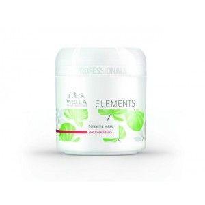 Wella Elements 150 ml - Maska Regenerujaca bez Parabenów