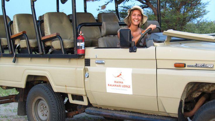 #safari #KalahariGameDrives #HainaKalahariLodge #BotswanaSafari