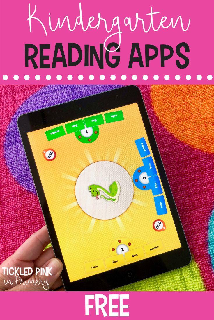10 FREE Kindergarten iPad Apps (With images