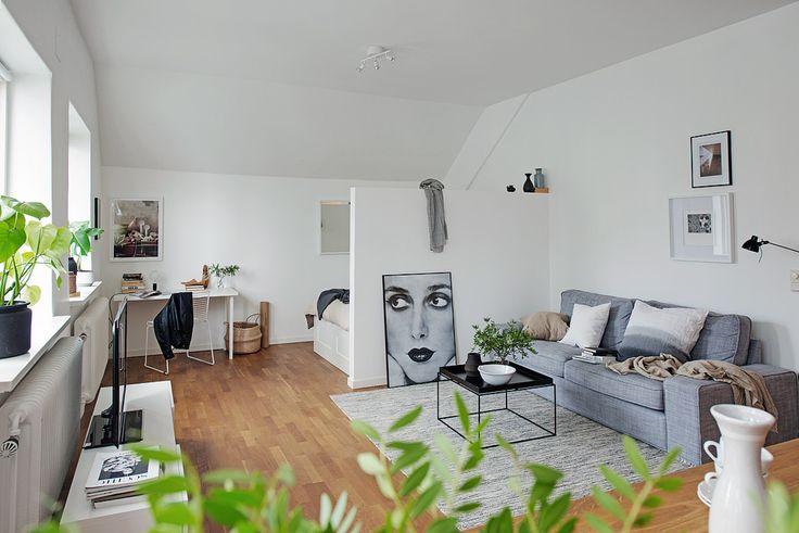 169 besten kleine wohnung einrichten bilder auf pinterest wohnideen neue wohnung und. Black Bedroom Furniture Sets. Home Design Ideas