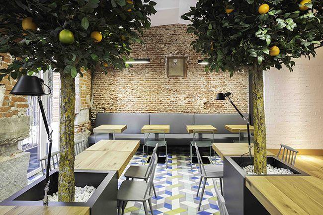 Nuevo inauguado en Madrid, Gust Restaurente 4