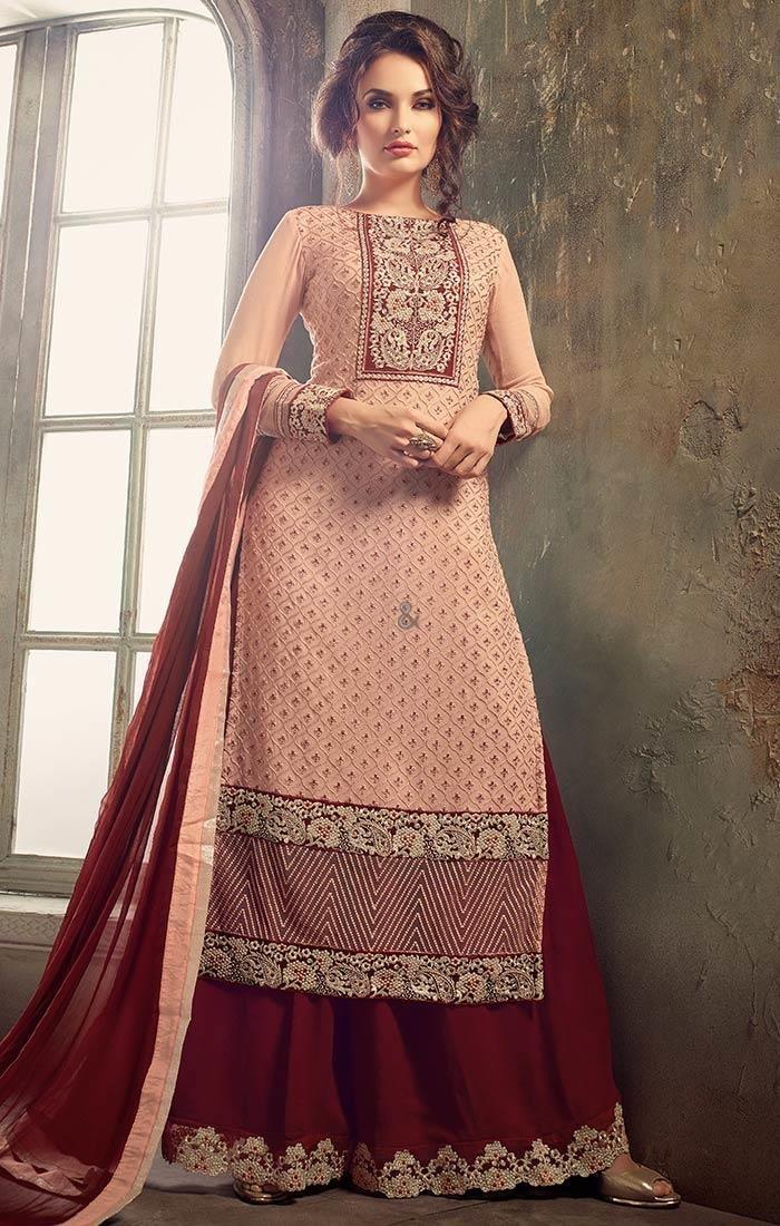a737216d9b Latest Salwar Kameez Design Catalogue of 2017 | tops lace outfit ...
