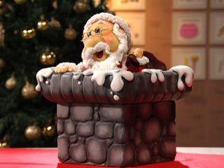 Manualidades y Artesanías | Papá Noel modelado | Utilisima.com