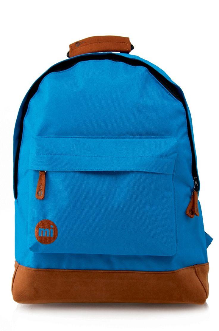 Mi-Pac - Plecak Classic Royal Blue - 02600000263795
