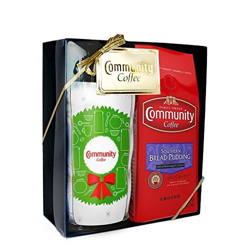 Community Coffee Gift Set Holiday Duo ** Click on the image for additional details.
