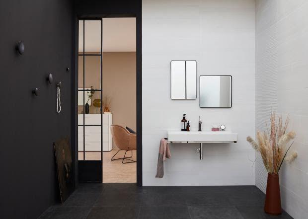 Badezimmer Fliesen Ideen Holzoptik House Interior Home Decor Interior