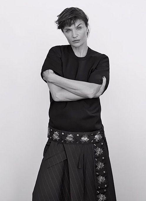 Helena Christensen by Collier Schorr