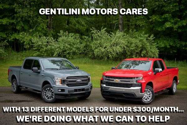 Gentilini Motors Cares Lease Specials In 2020 Lease Specials