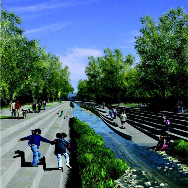 Los Angeles River Revitalization Master Plan