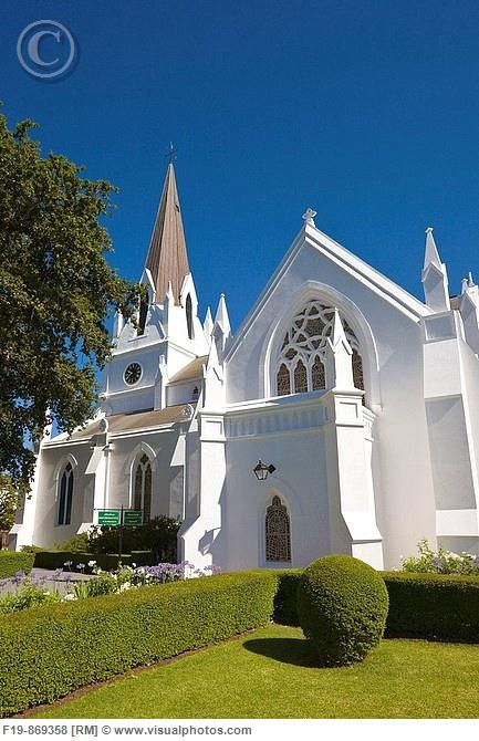 Dutch Reformed Church, Stellenbosch, South Africa