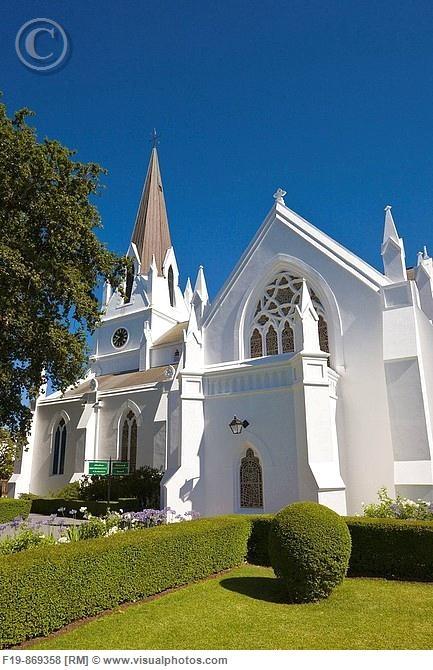 Dutch Reformed Church, Stellenbosch, South Africa