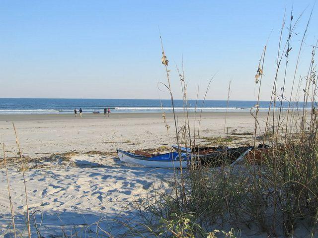 Best Beaches on the Georgia and South Carolina Coast