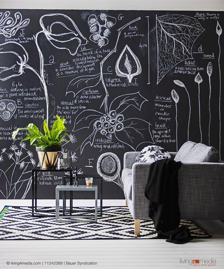 9 besten Wandgestaltung Bilder auf Pinterest Frisch, Renovieren - wohnzimmer modern renovieren