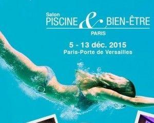 #Salon Piscine et Bien-Être à Paris du 5 au 13 décembre 2015. Le rendez-vous national dédié à l'univers de la piscine, du spa et du bien-être aquatique  http://www.batilogis.fr/agenda/salon-france-2015-1.html
