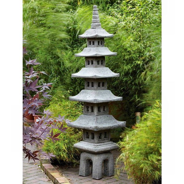 Relatively 49 Best PAGODA GARDEN Images On Pinterest | Japanese Gardens,  Zen NE84