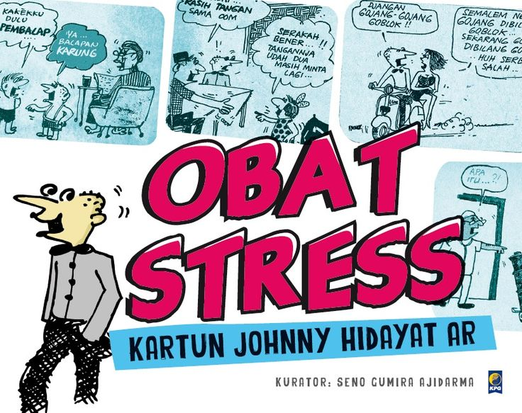Obat Stress by Johny Hidayat. Published on 21 September 2015.
