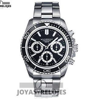 Colosal ⬆️😍✅ Viceroy 432279-57 😍⬆️✅ , Modelo perteneciente a la Colección de RELOJES VICEROY ➡️ PRECIO 101 € Lo puedes comprar en 😍 https://www.joyasyrelojesonline.es/producto/reloj-viceroy-caballero-432279-57-multifuncion/ 😍 ¡¡Edición limitada!! #Relojes #RelojesViceroy #Viceroy