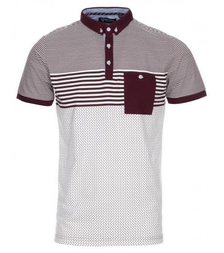 Burgundy Polo Shirt - £14.99