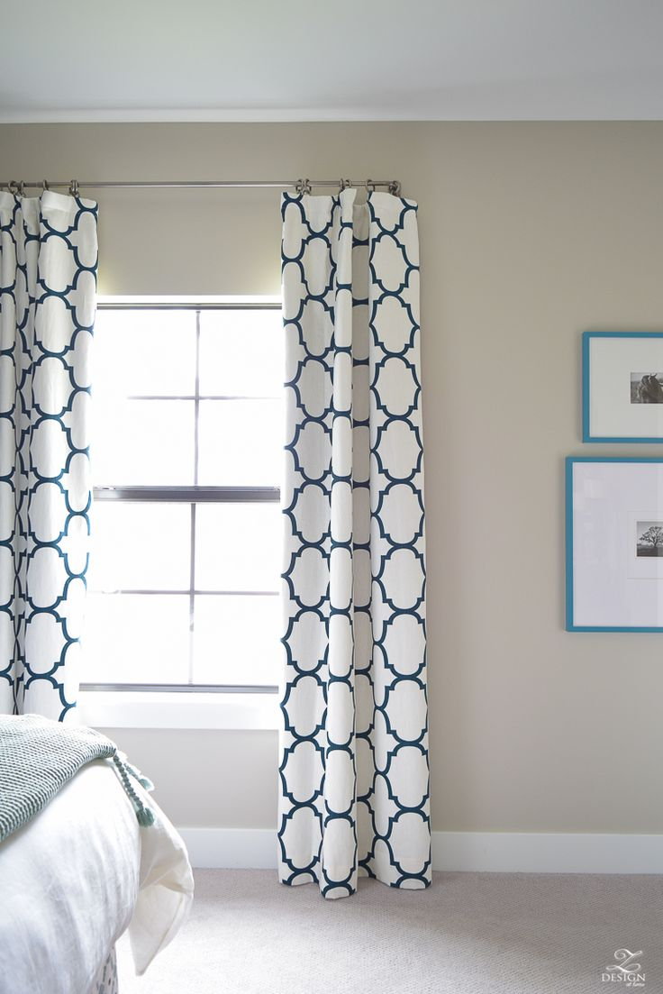 Have you been wanting to add some curtains to your home but don't know exactly how or what to do to dress those bare windows just right? Click the link to find out how I do it along with lots of detailed instructions for having custom draperies made and/or what details to look for in ready made curtains.