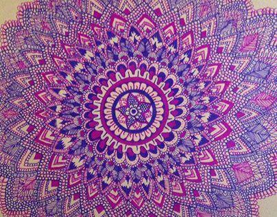 "Check out new work on my @Behance portfolio: ""Un Mándala mas. "" http://be.net/gallery/33653578/Un-Mandala-mas-"