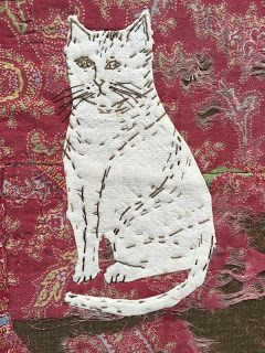 Thread and Thrift: Red Cat