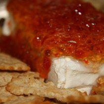 Receta de Queso con Mermelada de Chile