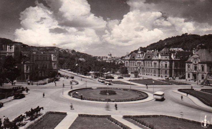 FOTO: Primul giratoriu din Brașov