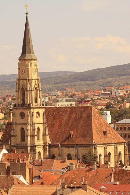 St. Michael's Church - Cluj, Romania