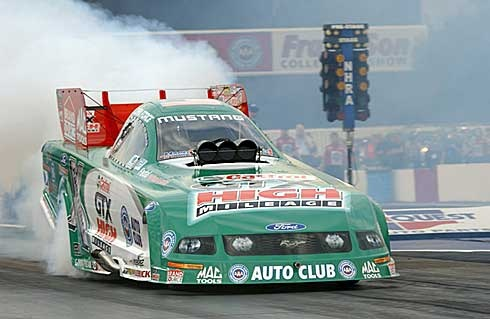 There's nothing like the smell of NITRO!!!