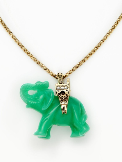 16 best jade elephant necklace images on