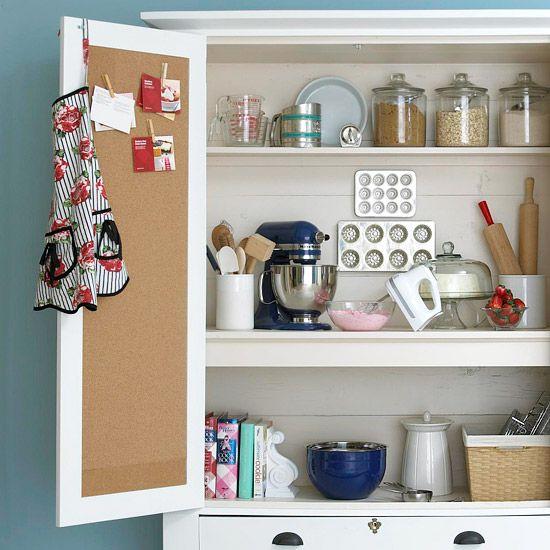 Kitchen Storage Zones: 81 Best Baking Center Images On Pinterest