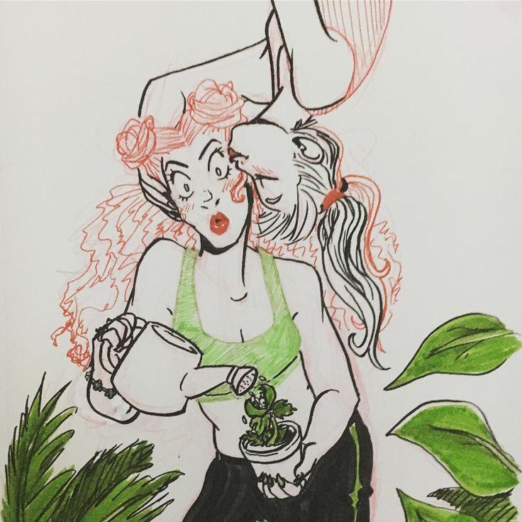 1315 best harley quinn x poison ivy images on pinterest