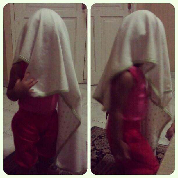 "@ugambreng's photo: ""Adek #najma mana yaaah...."""
