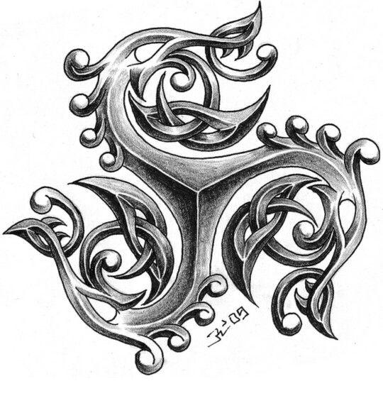1000  Ideas About Viking Tattoo Symbols On Pinterest Tattoos
