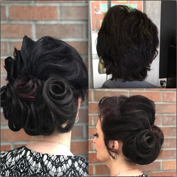 Beautiful Hair Style From Very Short Hair By Emi Nbsp Nbsp Hairbyemi Nbsp Nbsp At Beyond Beauty Parlor Nbsp Nbsp Hairfashion Nbsp Nbsp Sac En Coton