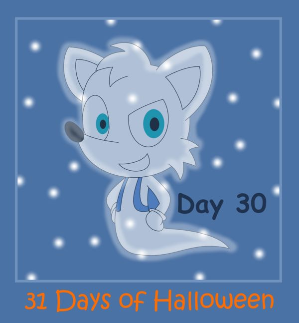 31 Days of Halloween - Day 30 by AnimalComic96 on deviantART